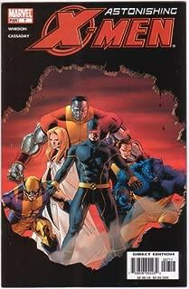 Astonishing X-Men #7 - Dangerous - Cyclops - Wolverine (3)