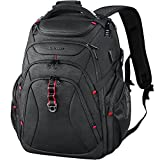 KROSER Travel Laptop Backpack 17.3 Inch XL Heavy Duty Computer Backpack with Hard Shell Saferoom...