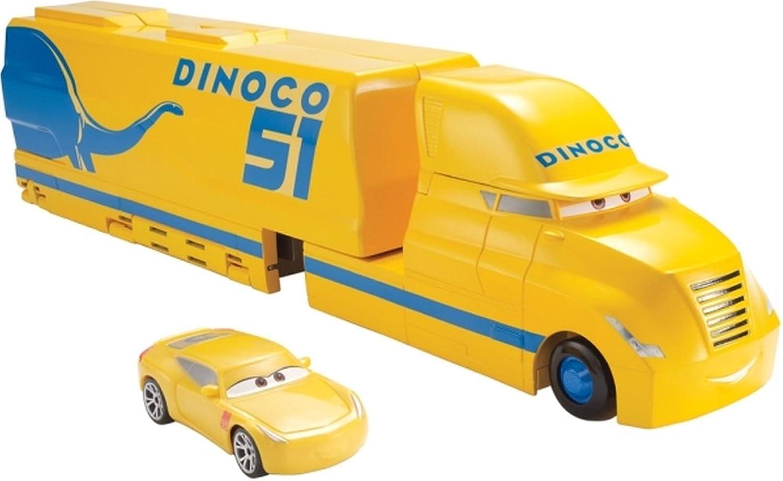 Unbekannt Mattel Cars Cars 3 Transporter, Sortiert, 1 Stück