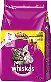 [page_title]-Whiskas Katzenfutter Trockenfutter Adult 1+ mit Huhn, 1 Beutel (1 x 3,8kg)