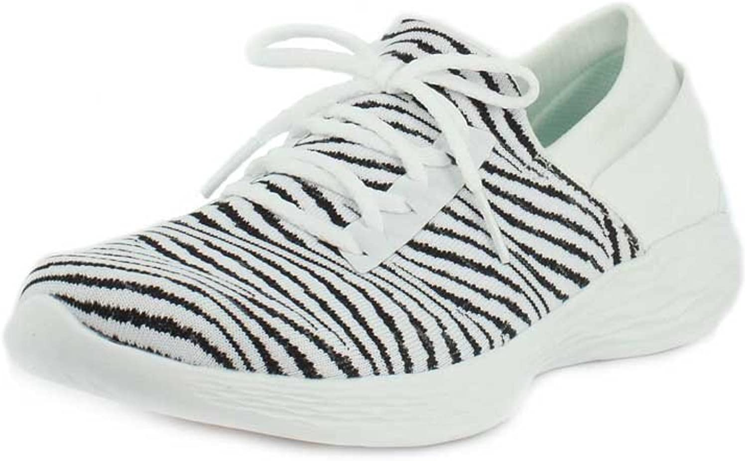 Skechers You by Womens Unity Sneaker White