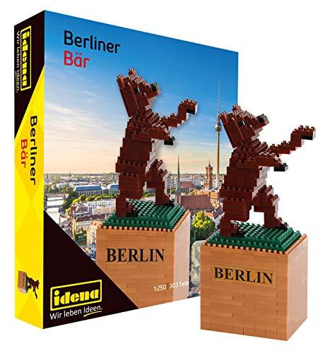 Idena 40132 - Minibausteine Berliner Bär