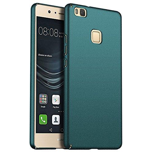 Anccer Funda Huawei P9 Lite [Serie Colorida] [Ultra-Delgado] [Ligera] Anti-rasguños Estuche para...