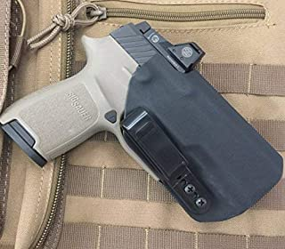 MIE Productions IWB Holster w/Optic: Sig P320 Compact RX