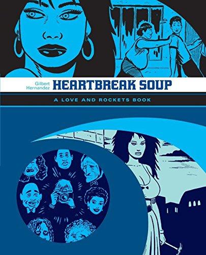 Heartbreak Soup: The Love & Rockets Library - Palomar Book 1 (English Edition)