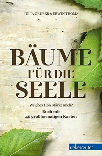Bäume für die Seele: Welches Holz stärkt mich?, SA: Welches Holz stärkt mich? (Buch mit 40 großformatigen Karten)