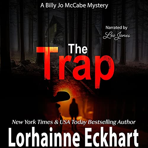 The Trap Audiobook By Lorhainne Eckhart cover art
