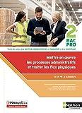 Mettre en oeuvre les processus administratifs et traiter les flux...