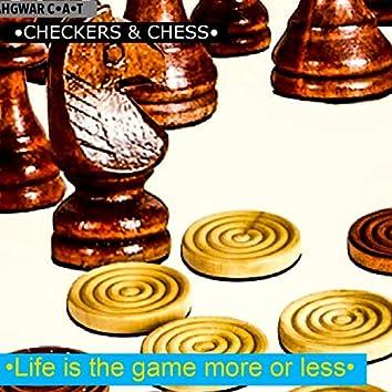 CHECKERS & CHESS (reprise)