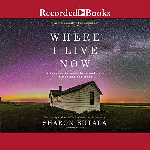 Where I Live Now audiobook cover art