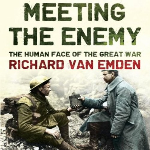 Meeting the Enemy audiobook cover art