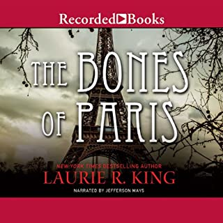 The Bones of Paris audiobook cover art