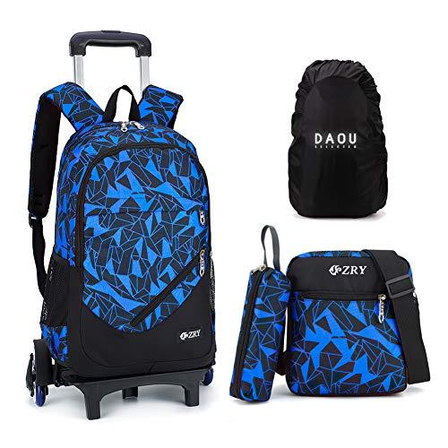 Housse Réfléchissante Offerte 4 Set Trolley Bag...