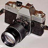Porst Reflex C-TL + Porst Color Reflex 50mm F1.8 Reflex analogica de 35mm