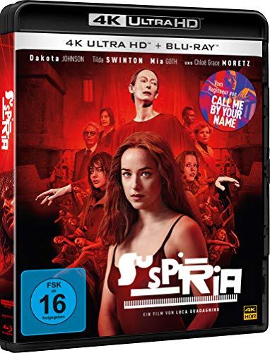 Suspiria (4K Ultra HD + Blu-ray)