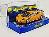 Slot Car Scalextric Superslot H4102 Compatible McLaren F1 GTR Papaya Orange