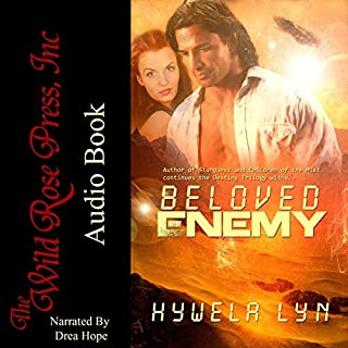Beloved Enemy      The Destiny Trilogy, Book 3              By:                                                                                                                                 Hywela Lyn                               Narrated by:                                                                                                                                 Drea Hope                      Length: 6 hrs and 43 mins     Not rated yet     Overall 0.0