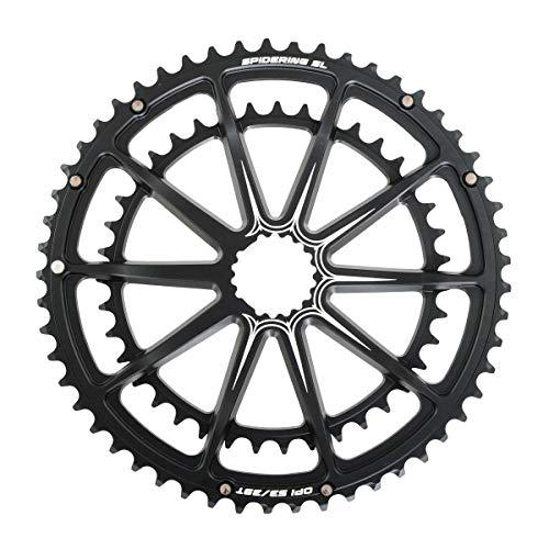 Cannondale OPI Spidering Fahrrad Kettenblatt 10 Arm 53/39 Zähne schwarz