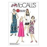 McCalls Ladies Easy Sewing Pattern 5893 Summer Dresses In 4 Lengths
