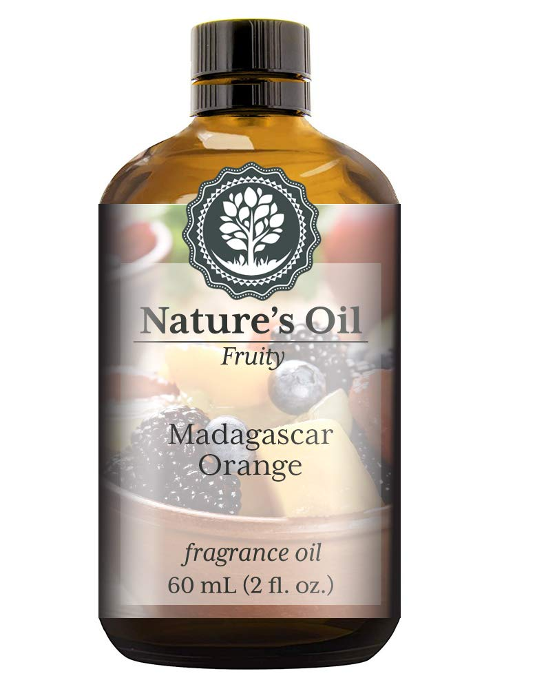 Madagascar Orange Fragrance Oil 60ml Diffusers Makin sold out Soap Surprise price For