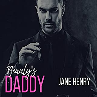 Beauty's Daddy audiobook cover art