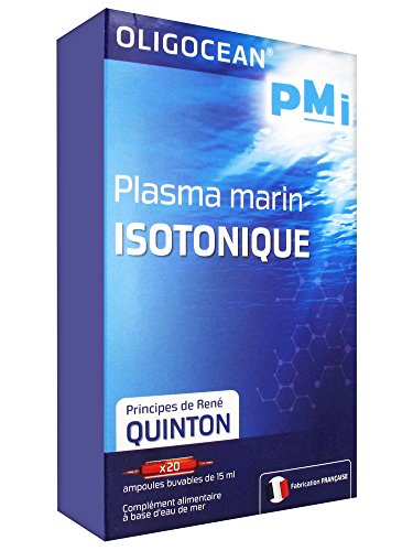 PLASMA MARINO isotonische 30V