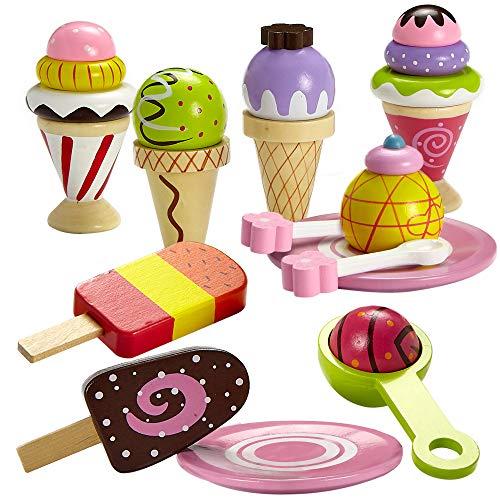 Ice Cream Pretend Play Set