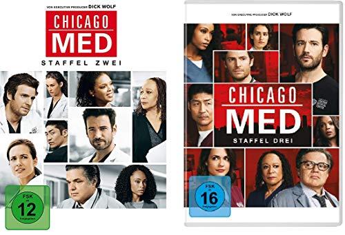 Staffel 2+3 (11 DVDs)