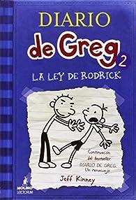 SPA-DIARIO DE GREG V02 LEY DE par Jeff Kinney