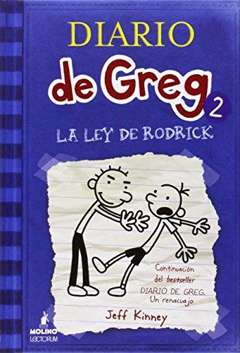SPA-DIARIO DE GREG V02 LEY DE (Diaro de Greg, un renacuajo / Diary of a Wimpy Kid)