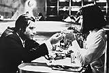 Moviestore Uma Thurman als Mia Wallace unt John Travolta