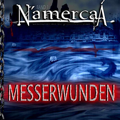 Messerwunden audiobook cover art