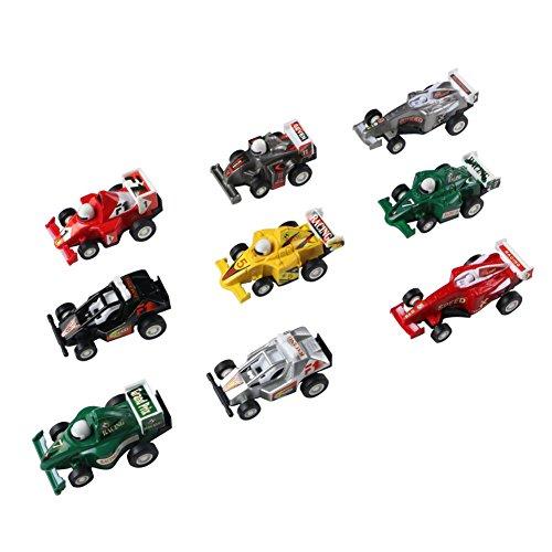 Car Toys   Pull Back Vehicles   Mini Toy Car Set   Racing Car Model Game Toys Party Favors for Kids 9Pcs