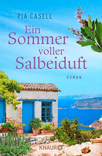 Buchseite und Rezensionen zu 'Ein Sommer voller Salbeiduft: Roman (Kreta-Sommer, Band 2)' von Pia Casell