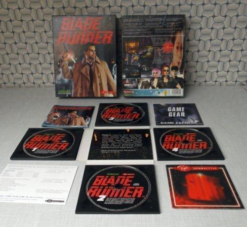Blade Runner [PC - CD-ROM / Deutschland]