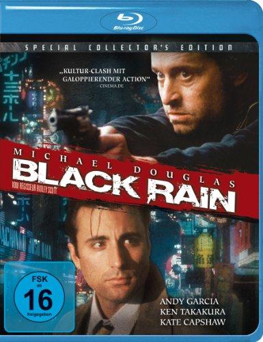 Black Rain - Special Collector\'s Edition [Blu-ray]