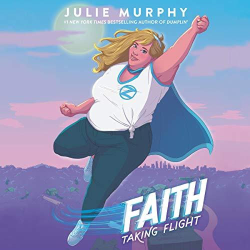 Faith: Taking Flight audiobook cover art