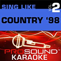 Sing Great Country 98 Vol. 2 [KARAOKE]