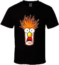 beaker t shirt muppets