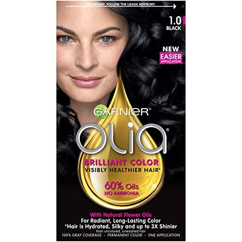 Garnier Olia Ammonia-Free Brilliant Color Oil-Rich Permanent Hair Color
