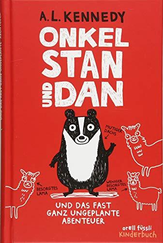 Onkel Stan und Dan und das fast ganz ungeplante Abenteuer: Band 1