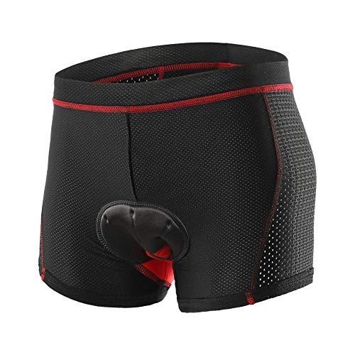 CXL Bike Underwear Pro 5D Pad de Goma Shorts de Bicicleta de...