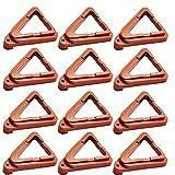 Los Dedos del pie Tiesto Tiesto Pies Elevadores Elevadores Triángulo de Apoyo para 12PCS jardín Interior al Aire Libre Macetas