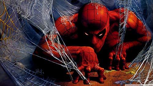 Benutzerdefinierte 3d-fototapete 3d-wandbild Avengers Kinderzimmer Wand Schlafzimmer Junge Hintergrund Superman Batman Spiderman