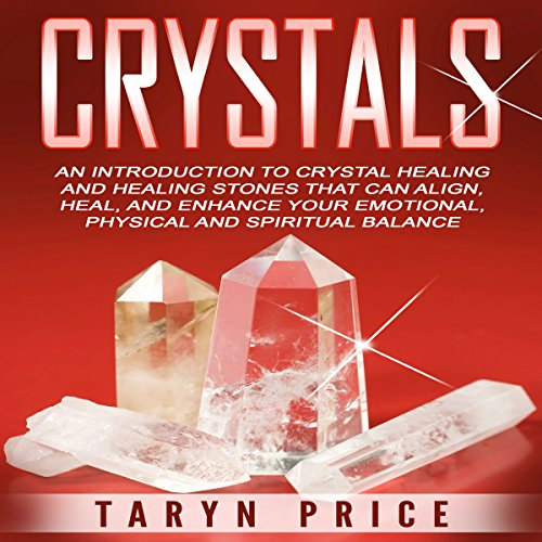 Crystals audiobook cover art
