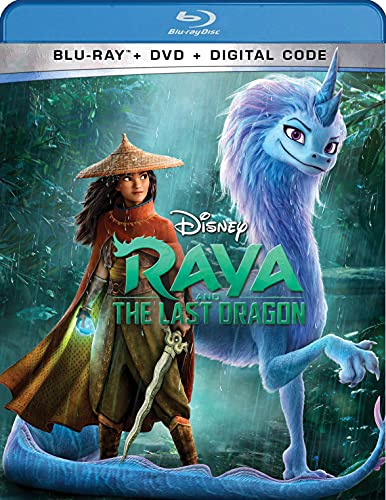 Raya and the Last Dragon (Feature) [Blu-ray]