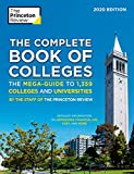 The Complete Book of Colleges, 2020 Edition: The Mega-Guide to 1,359 Colleges and Universities (College Admissions Guides)