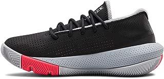 Unisex-Kid's Pre School SC 3ZER0 III Basketball Shoe, Black (001)/Mod Gray, 3
