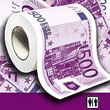 Tendeus 6922848642911 - Papel higiénico Billetes 500 Euros