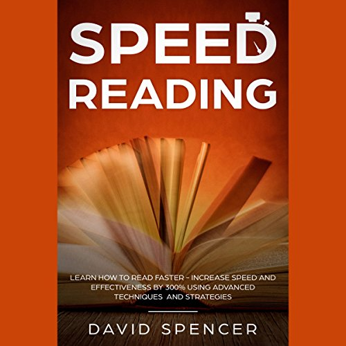 Speed Reading: Learn How to Read Faster audiobook cover art